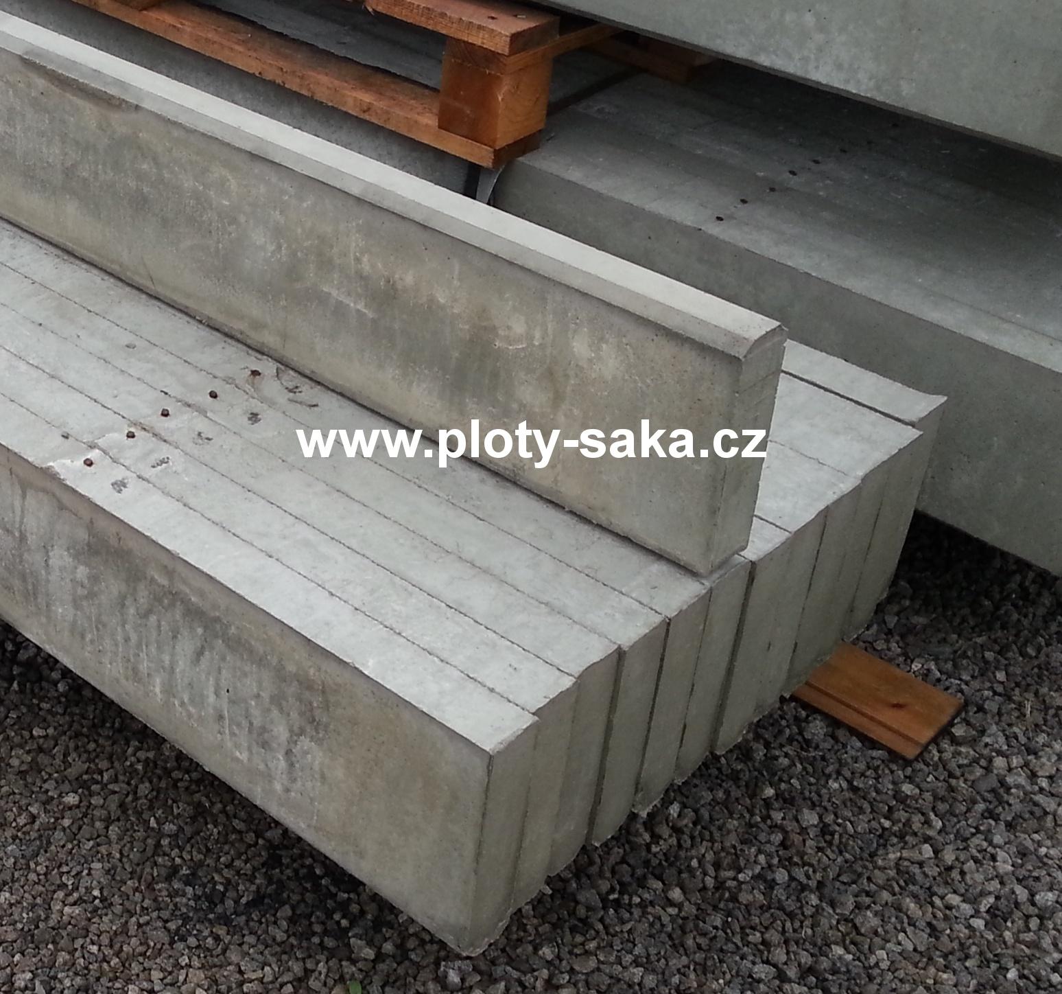 Podhrabová deska - 2500x200x50 mm