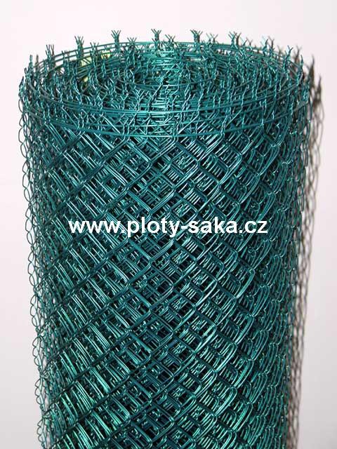 ALU GREEN s napínacím drátem, 180 cm