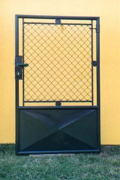 Branka FAB 1/3 plech, výška 125 cm, šířka 100 cm