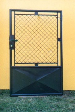 Branka FAB 1/3 plech, výška 150 cm, šířka 100 cm