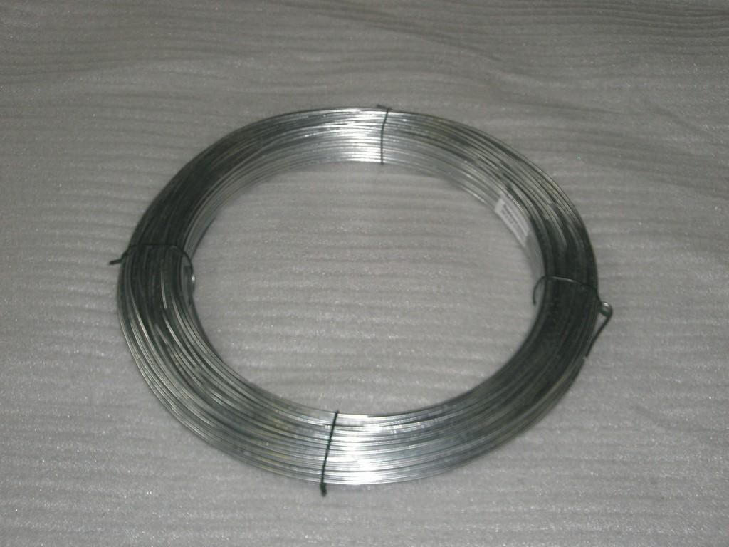 Napínací drát pozinkovaný, 2.8 mm, 78 m
