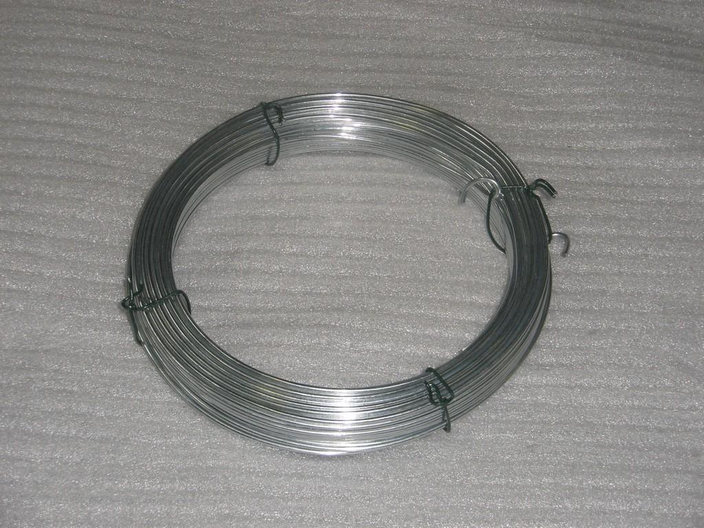 Napínací drát pozinkovaný, 2.8 mm, 52 m